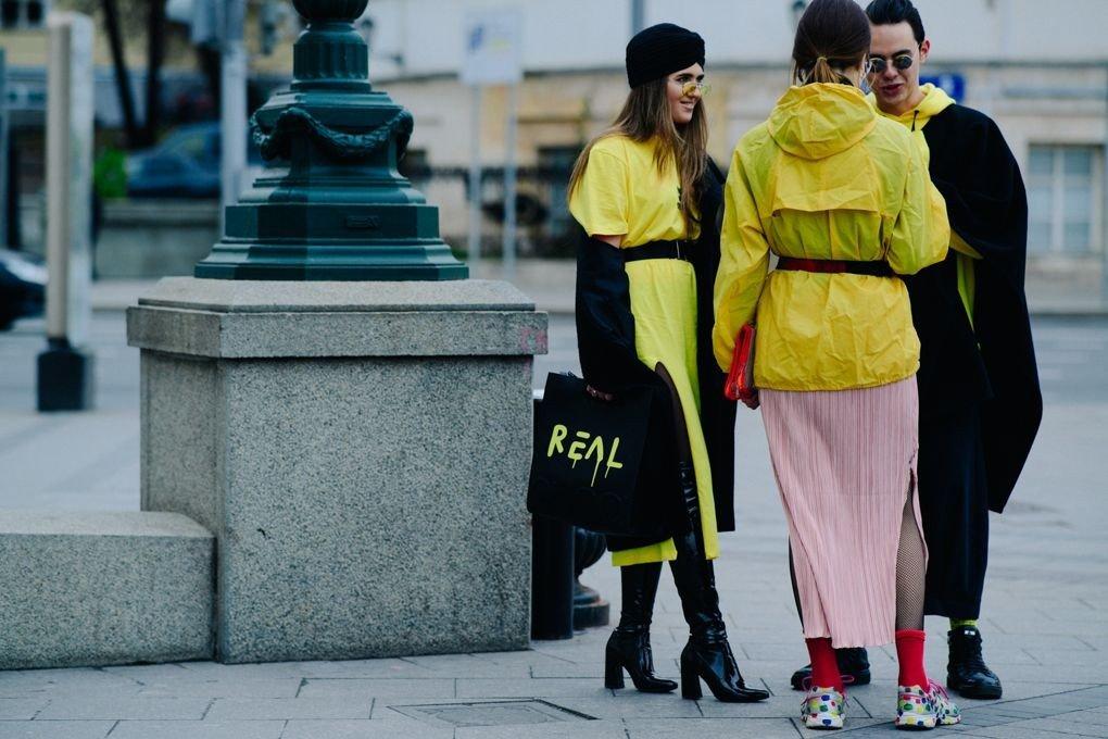 Главные тренды московских модниц