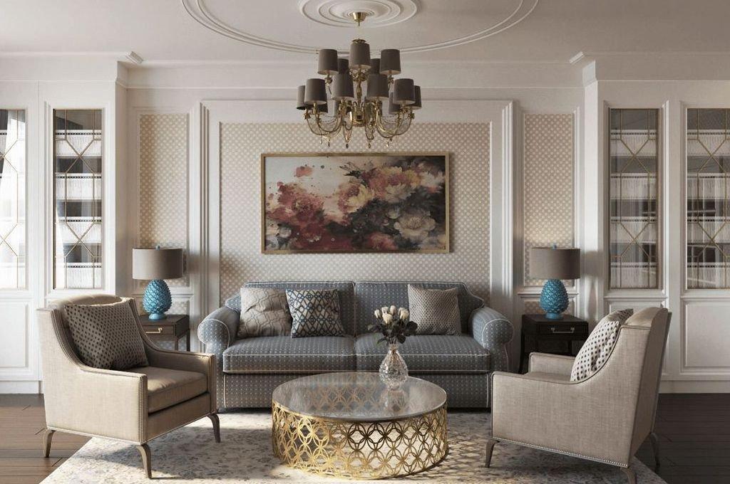 Как преобразить обычный и скучный интерьер в своей квартире при помощи антиквариата и живописи