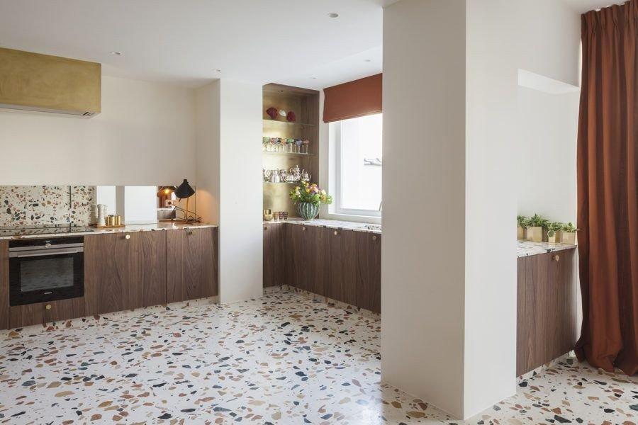 Стиль Терраццо в интерьере или, как добавить квартире венецианского шарма