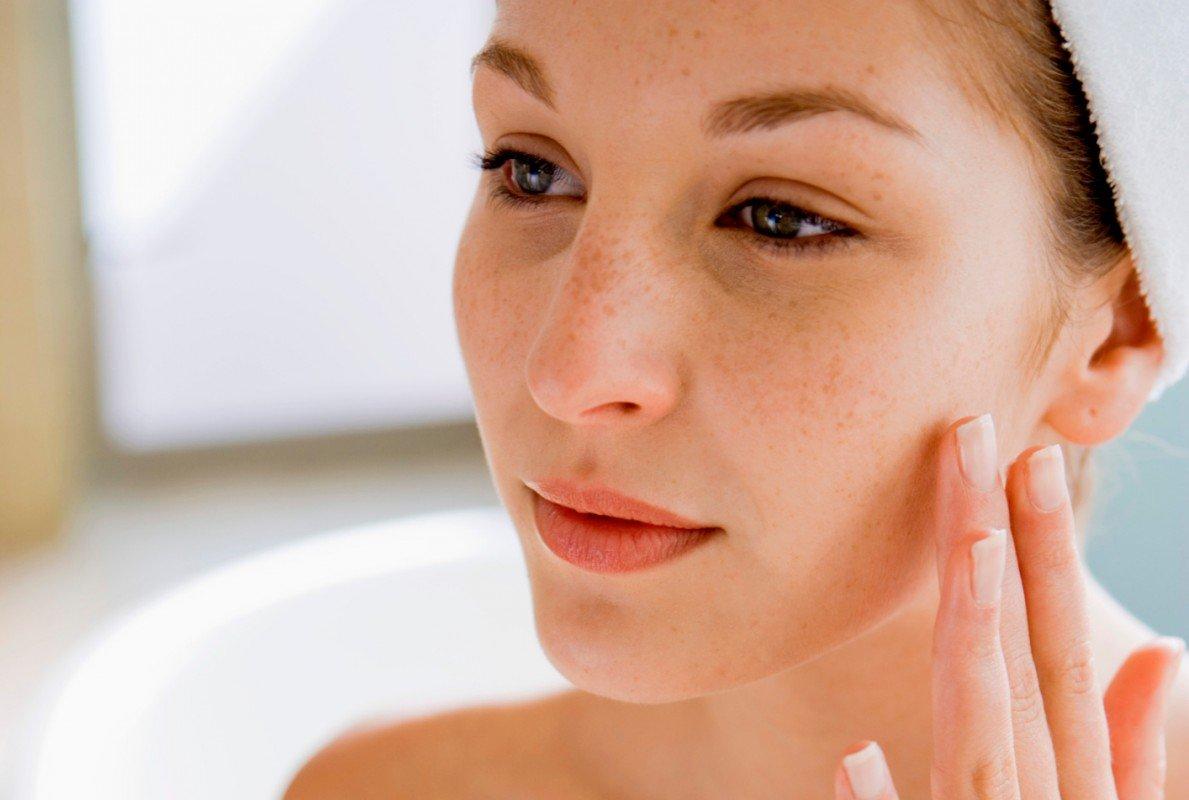 Как сделать чтобы кожа не была чувствительной