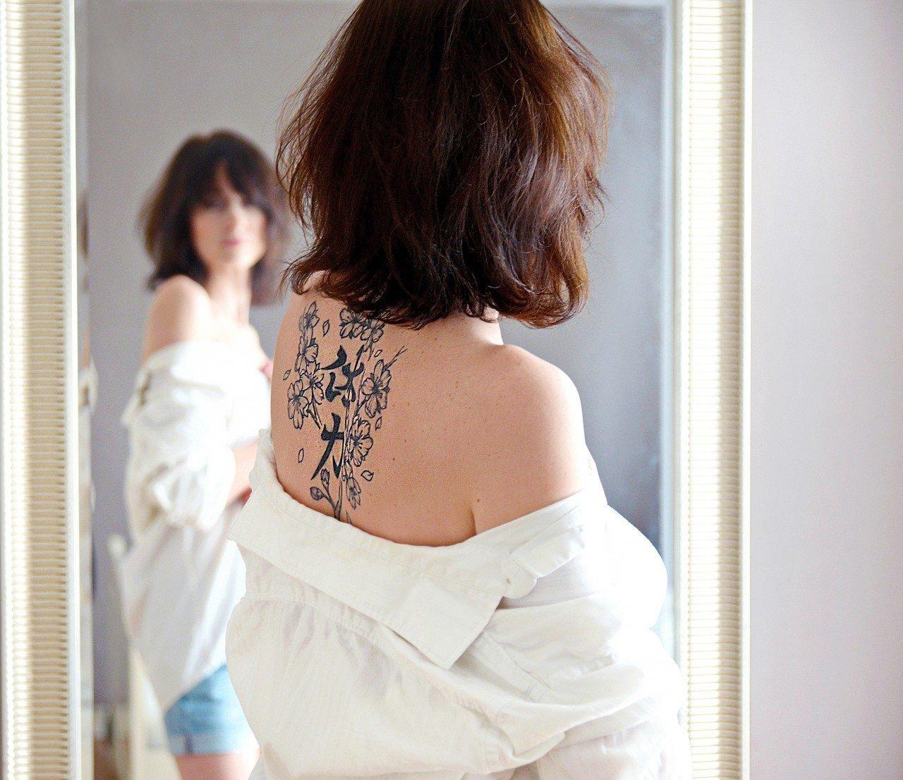 Как решиться сделать татуировку