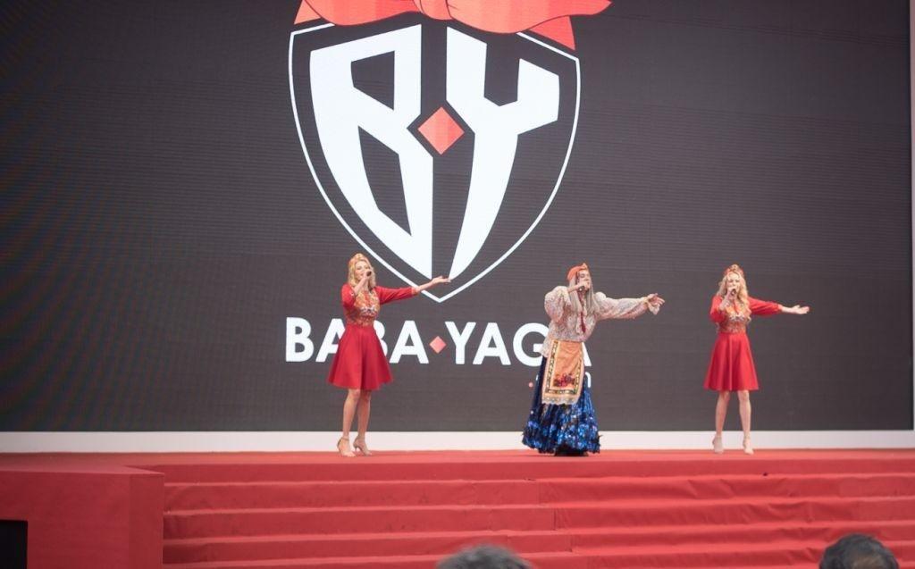 «BabaYaga» представила Россию на CantonFair 2018