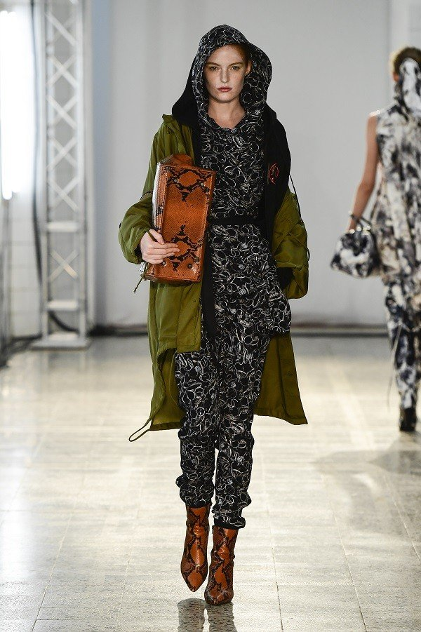 Milan Fashion Week, A. F. Vandevorst, показ SS 2019