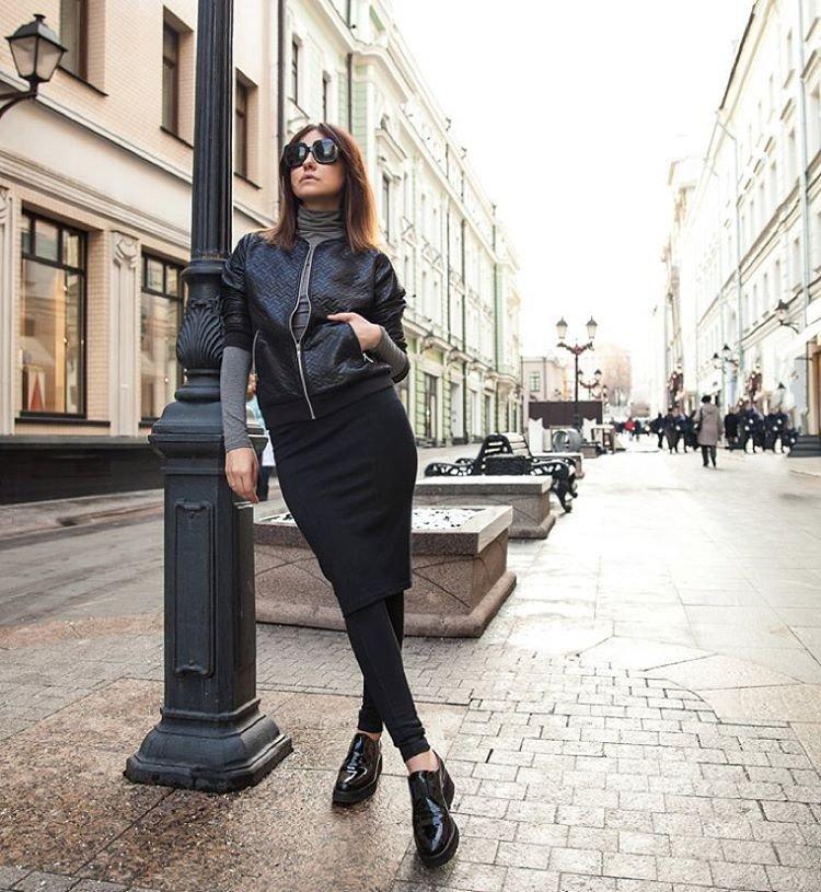 Топ фэшн-блогеров России в Инстаграмм / Top fashion bloggers in Instagram