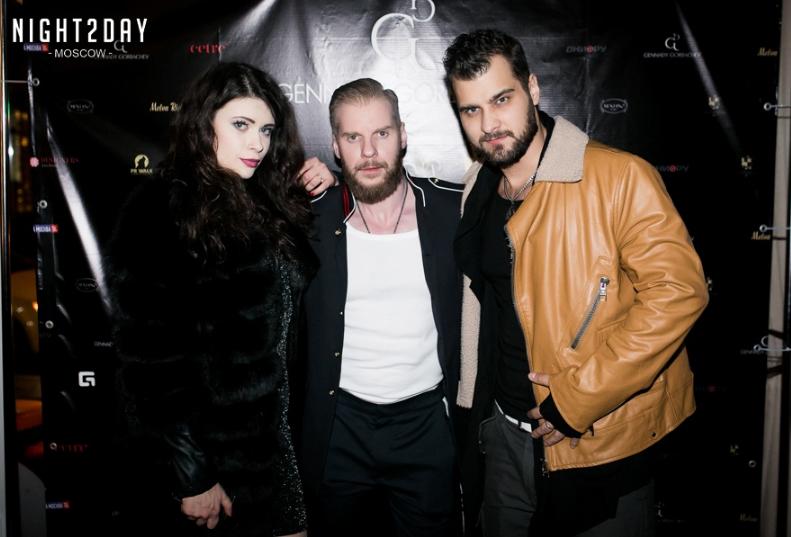 Pre-Party показа коллекции «King of the streets» by «Brand GG» в MENTANO cafe