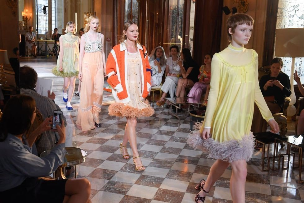 Miu Miu Resort Collection 2019