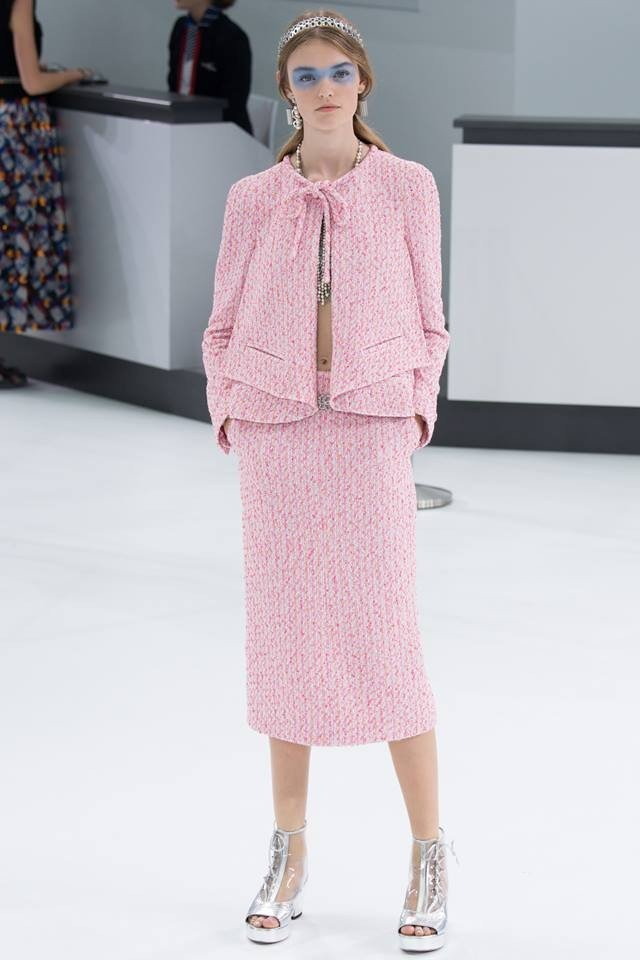 PARIS FASHION WEEK S/S2016: Chanel, Balenciaga, Dior