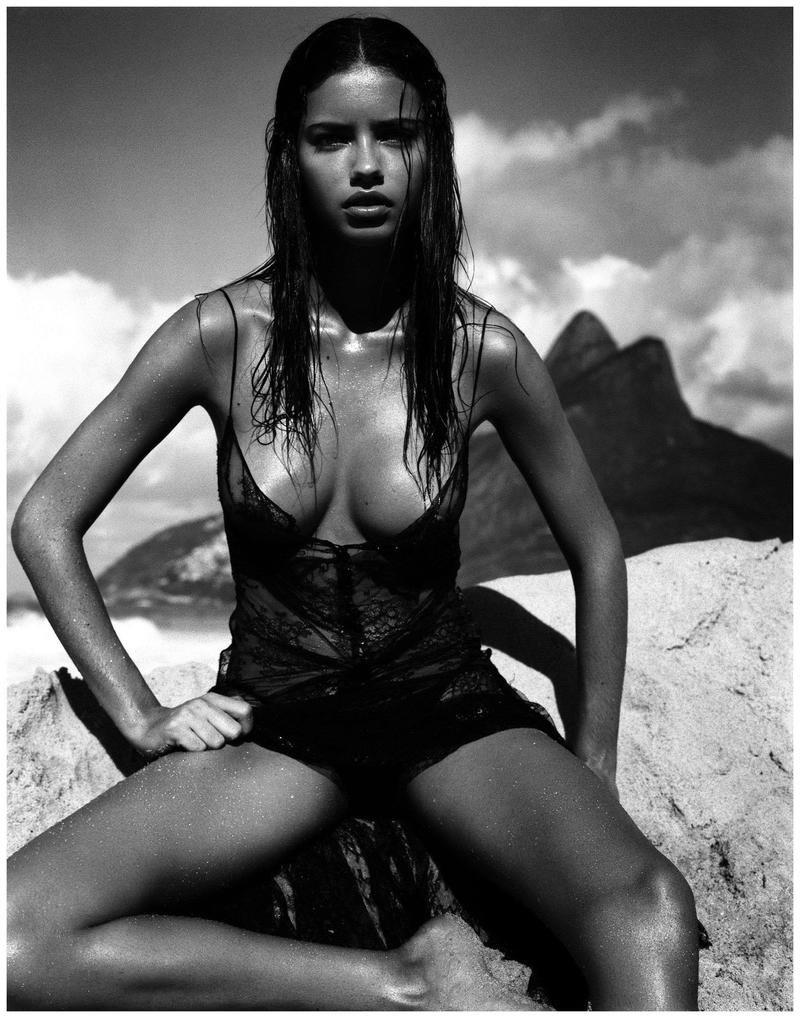 Adriana Lima/Топ модель