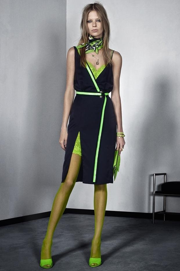 Lookbook Versace Resort 2016