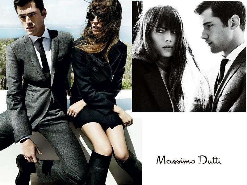 Massimo Dutti Campaign