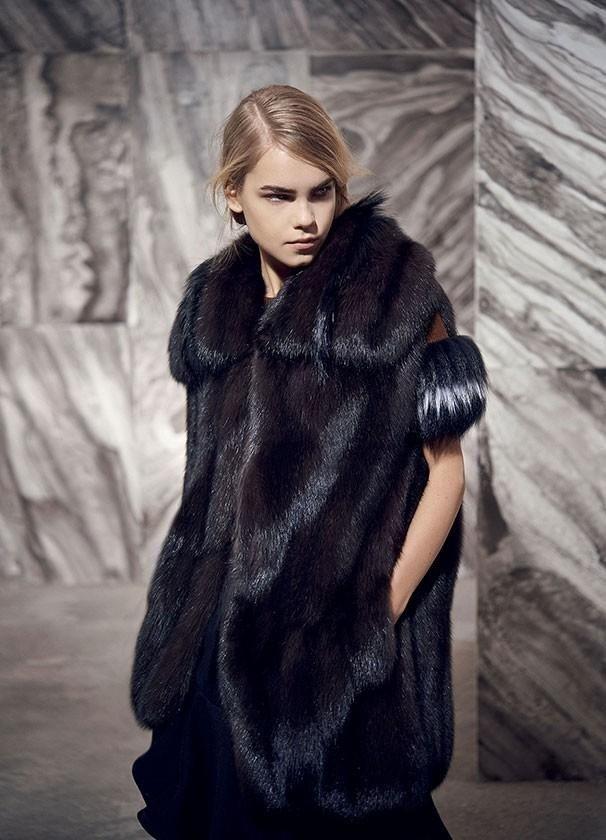 Fendi Lookbook 2015-16/Лукбук