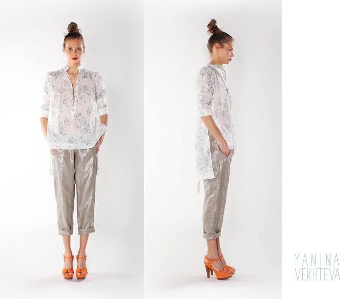 Yanina Vekhteva Spring—Summer 2011