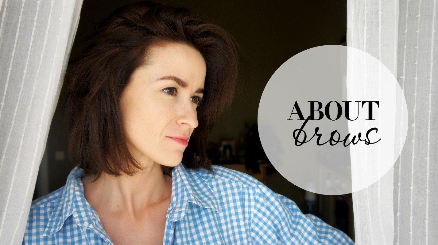Как красиво сделать широкие брови