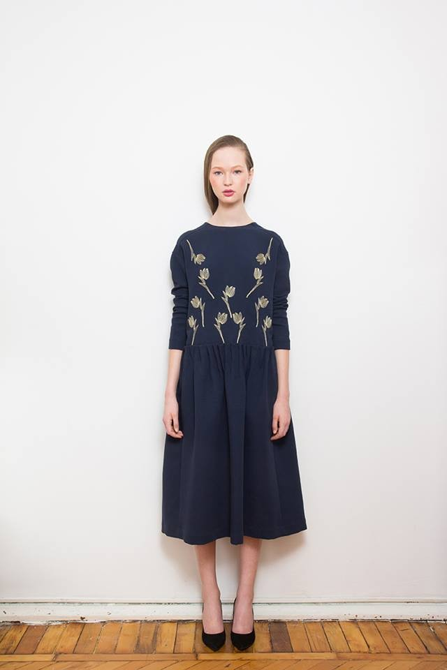 Yanina Vekhteva Fall — Winter 2015/16