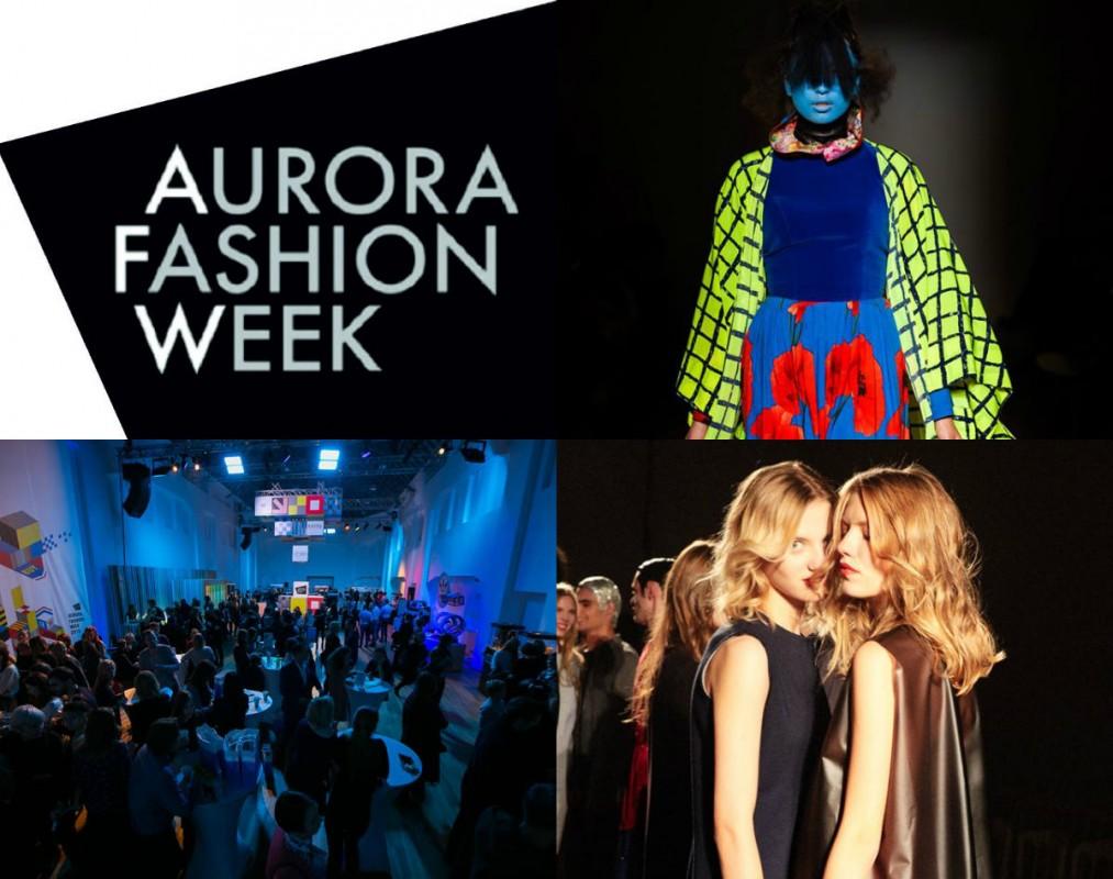 AURORA FASHION WEEK Russia15. Digest