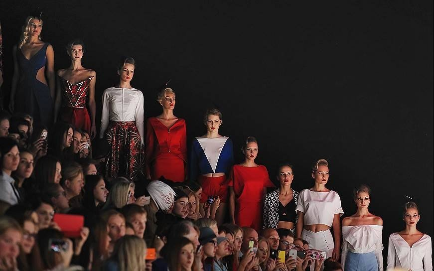 Mercedes-Benz Fashion Week Russia S/S 2016. Digest