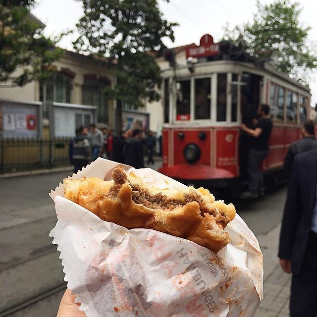 Туда, где вкусно..... Стамбул