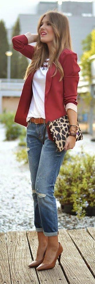 Как носить джинсовые вещи нескучно!