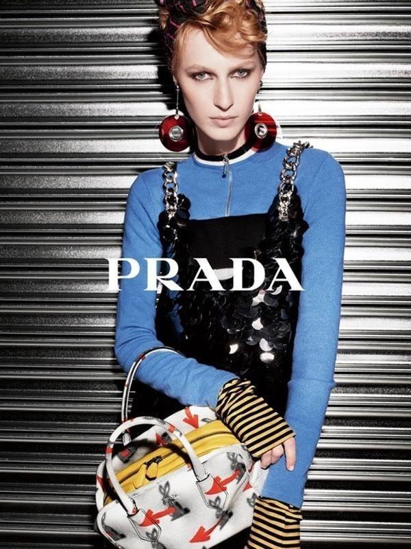 Prada Resort 2016 Adv Campaign