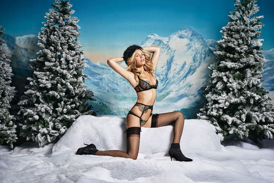 HAPPY HOLIDAY WITH AGENT PROVOCATEUR