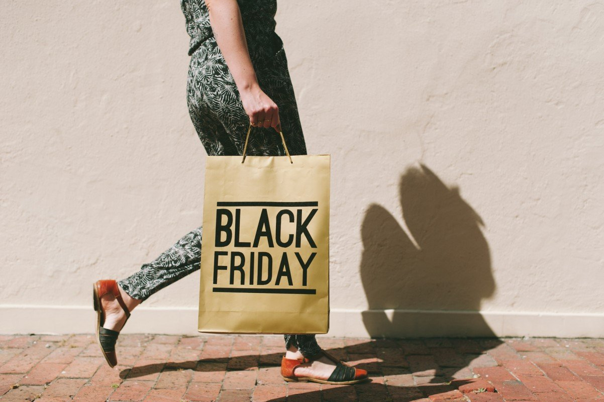 Черная пятница / A week before Black Friday. Ready, steady, go!