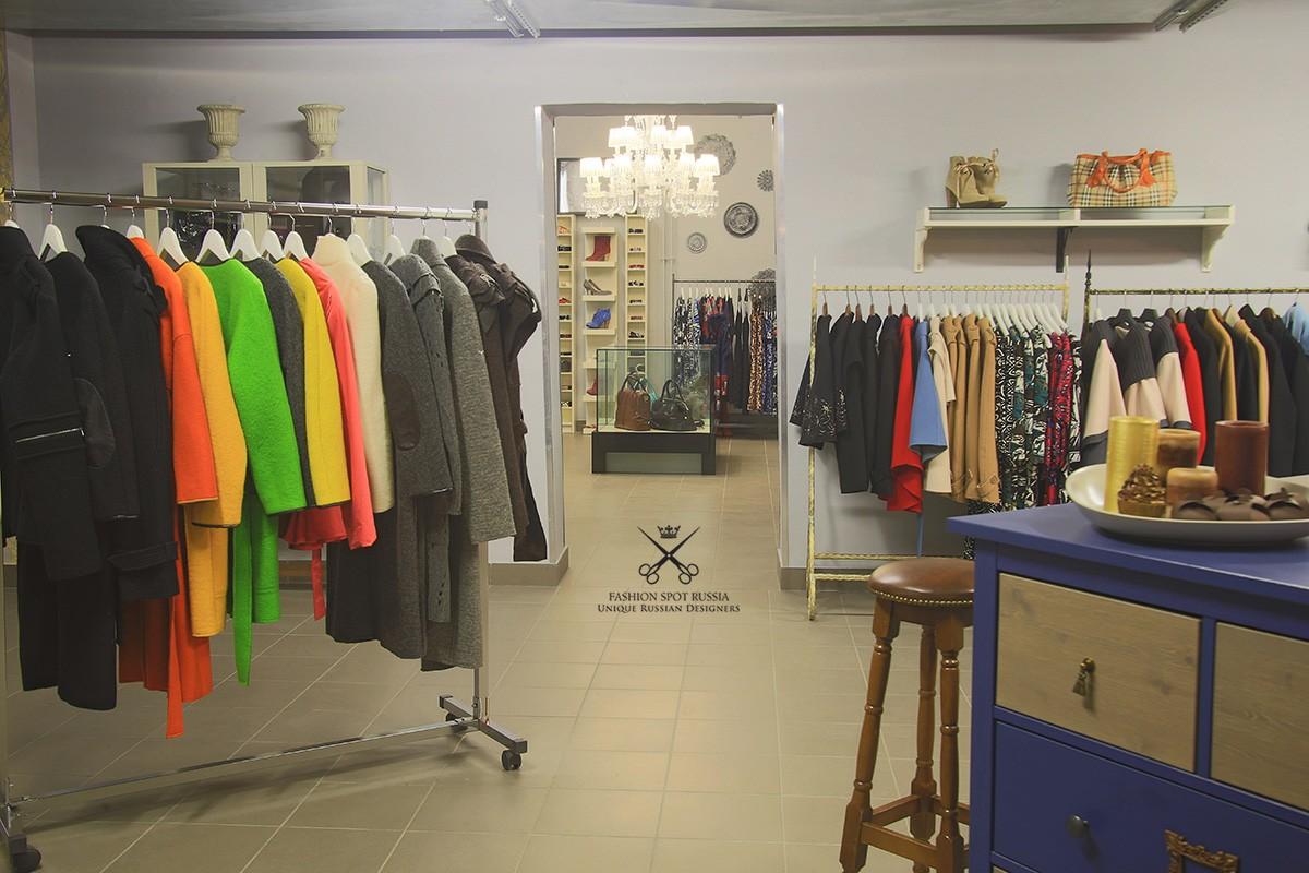 Showrooms secrets. Лекция для дизайнеров одежды