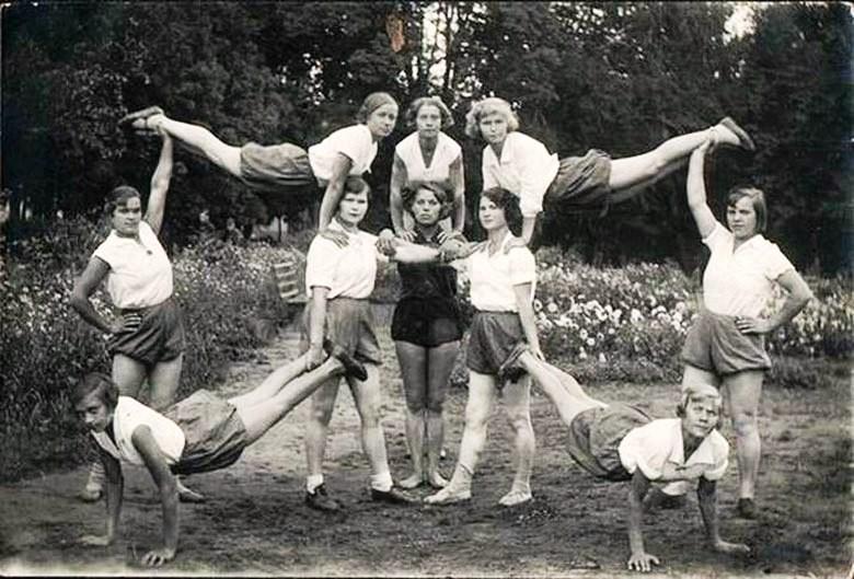 История моды в России и секреты гардероба советской женщины