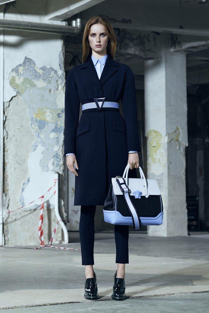 Versace Pre-Fall 2016/Лукбук