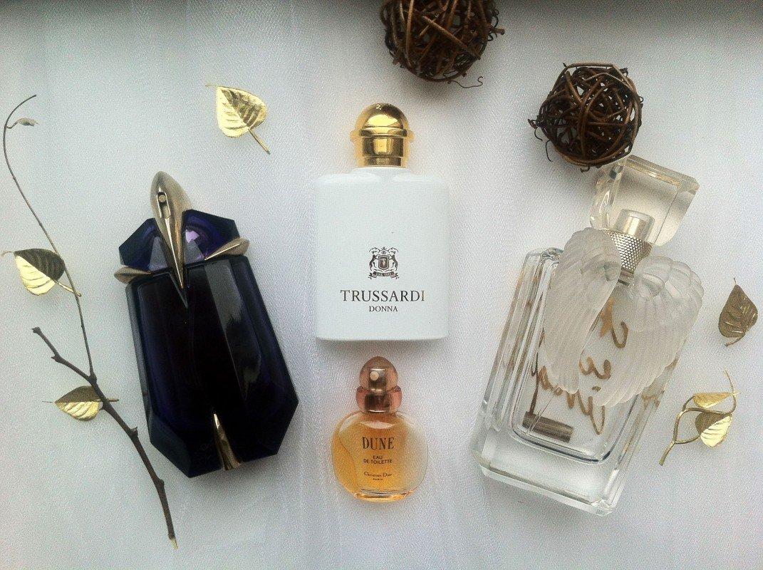 Любимые зимние ароматы