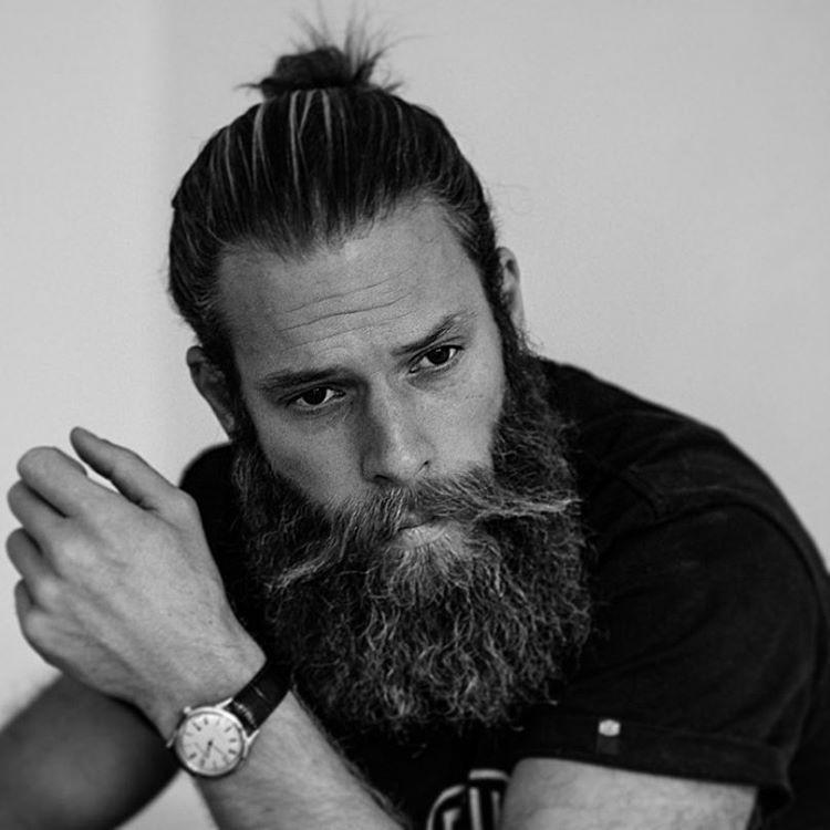 Борода, борода. Украшает мужика борода