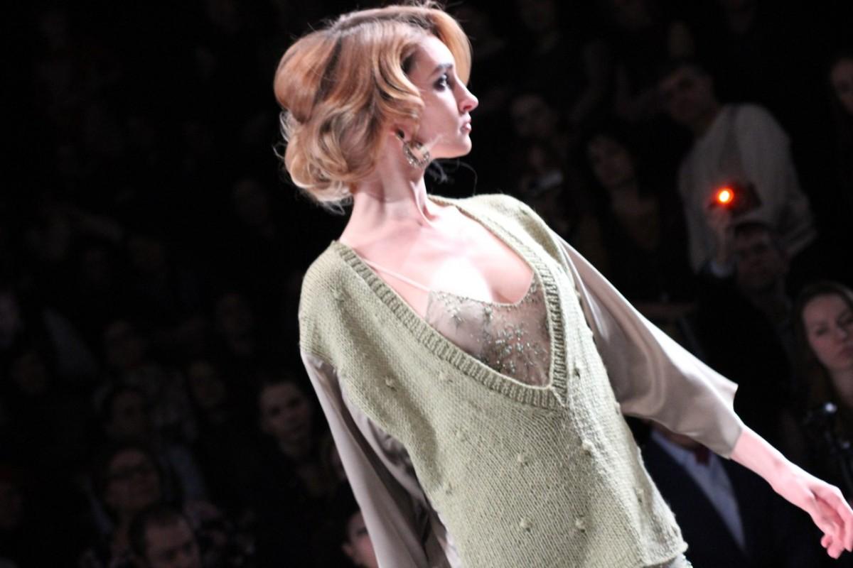 Moscow Fashion Week: ANASTASIYA KUCHUGOVA