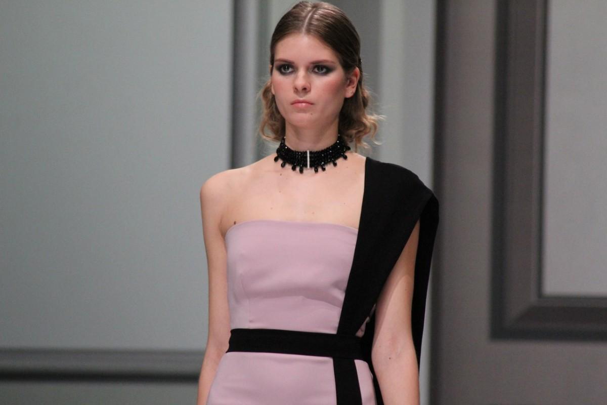 Moscow Fashion Week:  KAMILLA PURSHIE
