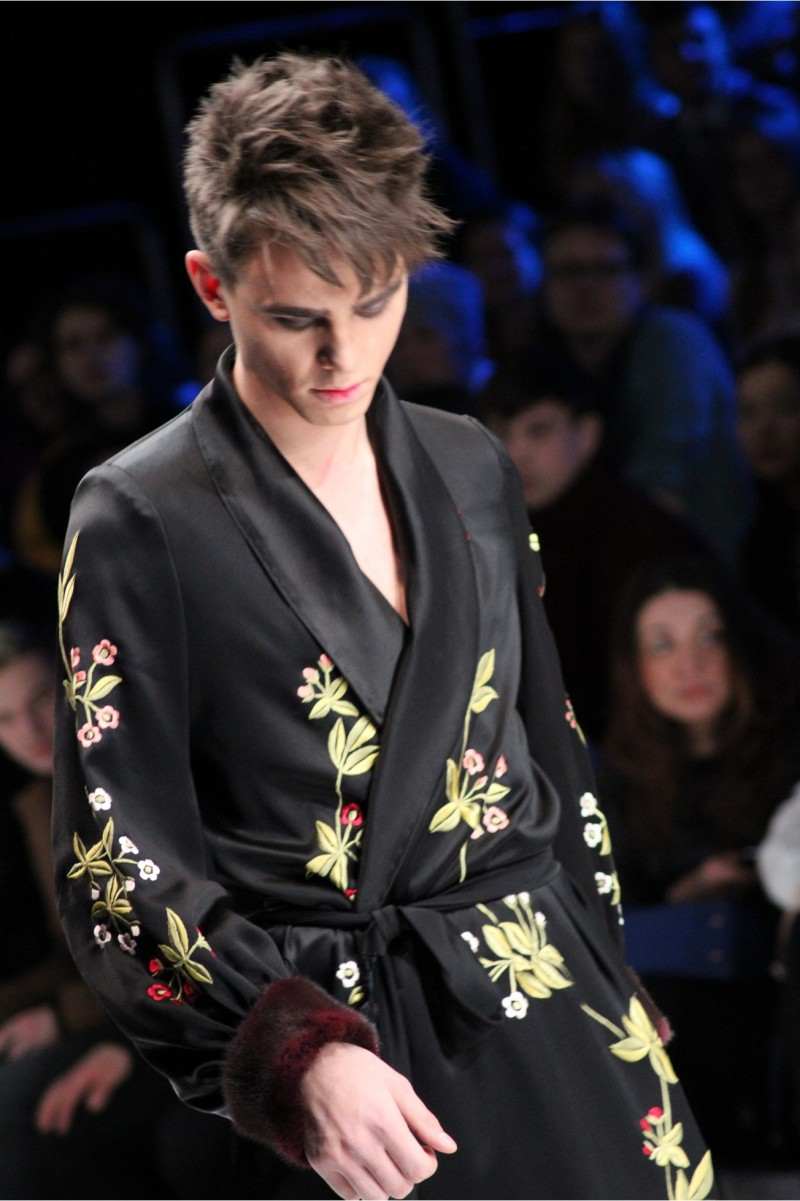 Moscow Fashion Week: PALOMO SPAIN