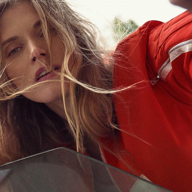 Модные тренды / Любовь, песок и мотоциклетная куртка