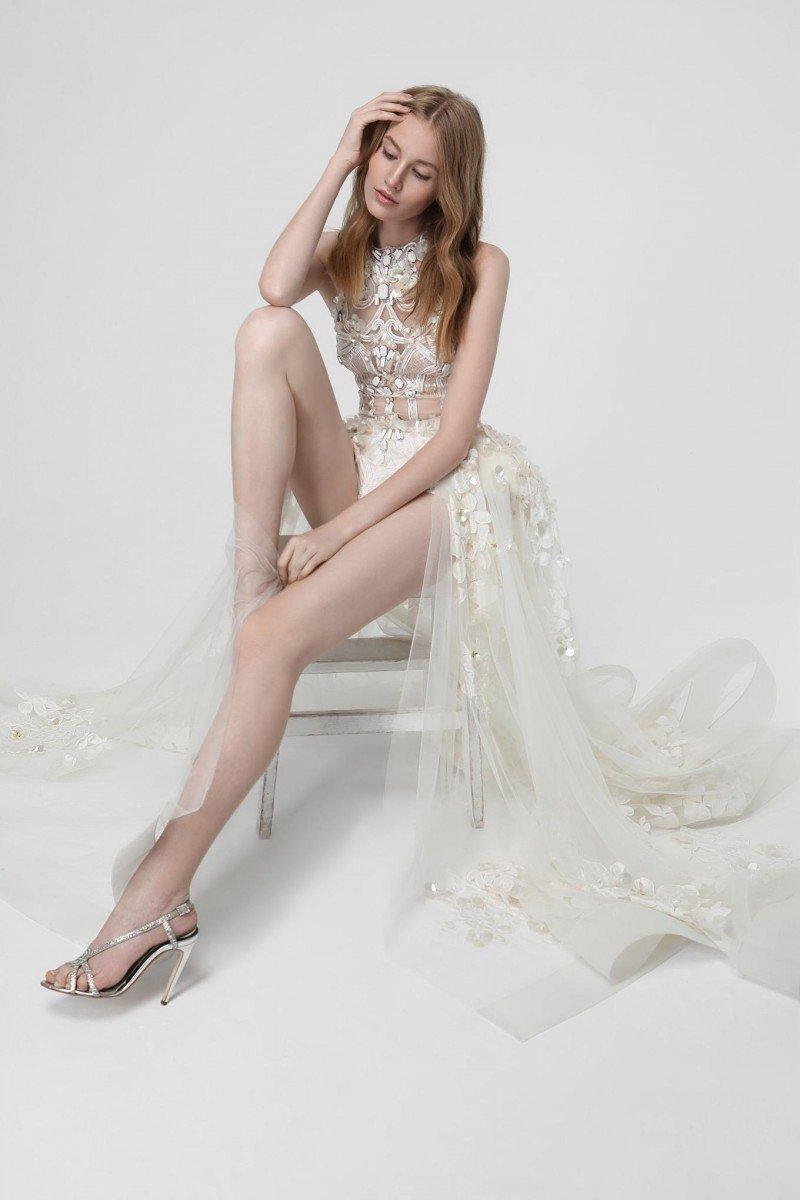 Коллекция свадебных платьев Valentin Yudashkin