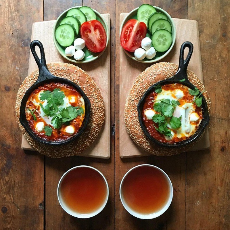 Фуд-блоги в Инстаграм / Best food instagram accounts