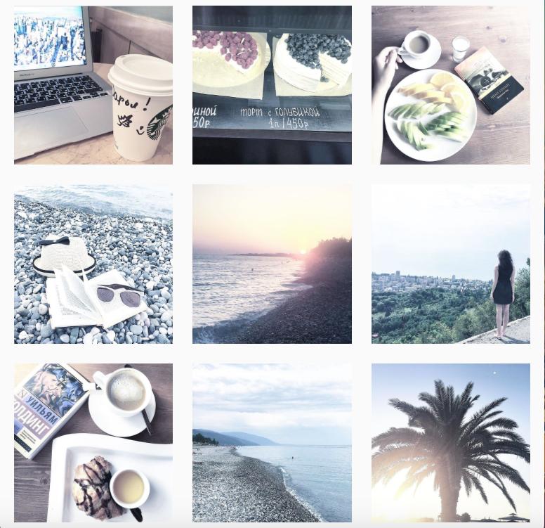 Как сделать стильным свой Instagram?