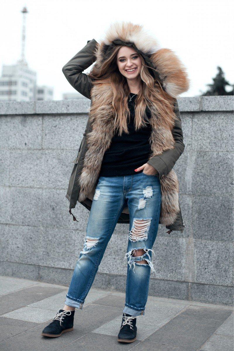 Parka coat или говоря по русски - куртка Аляска. В чем разница?!