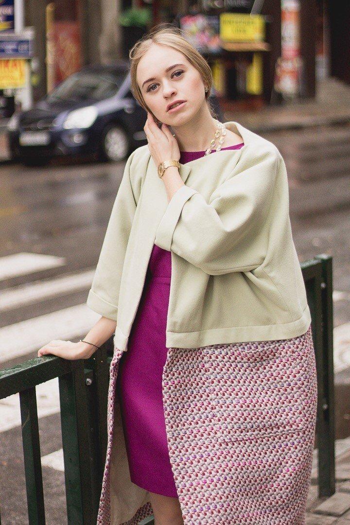 Пальто - конструктор . Или что такое - Slow - Fashion ?!