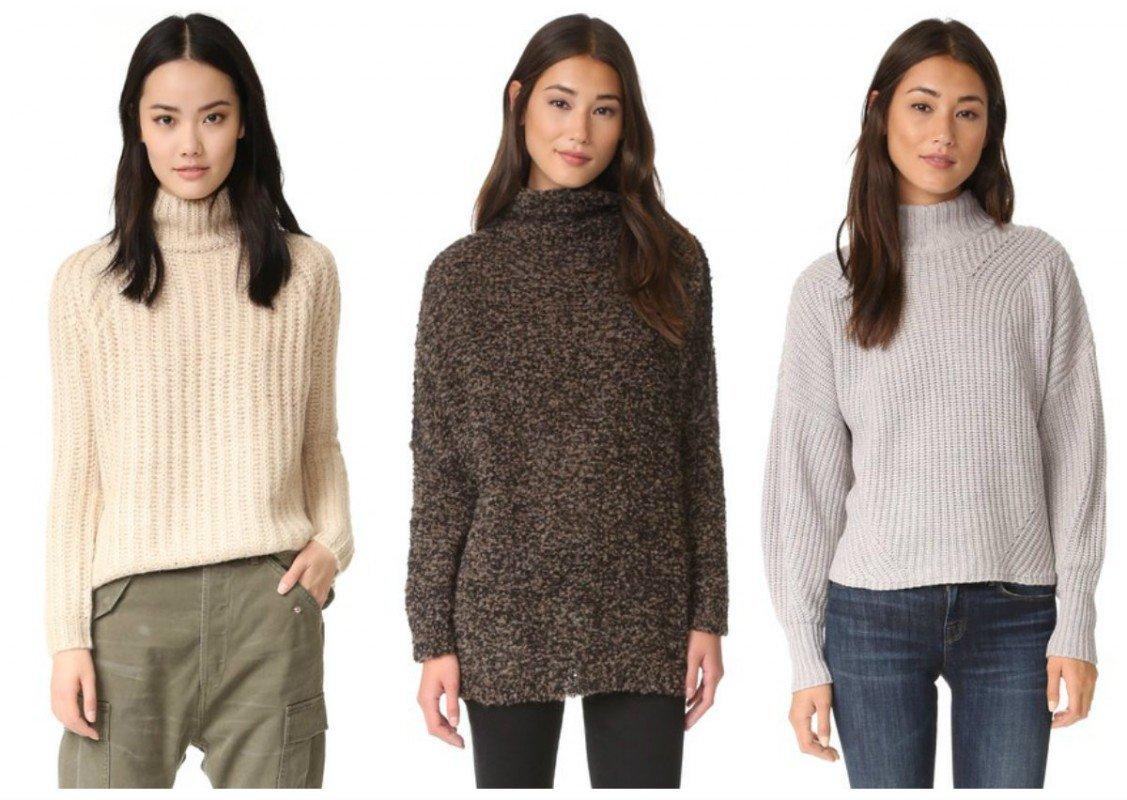Fashion: Свободные люди и свитер из альпаки