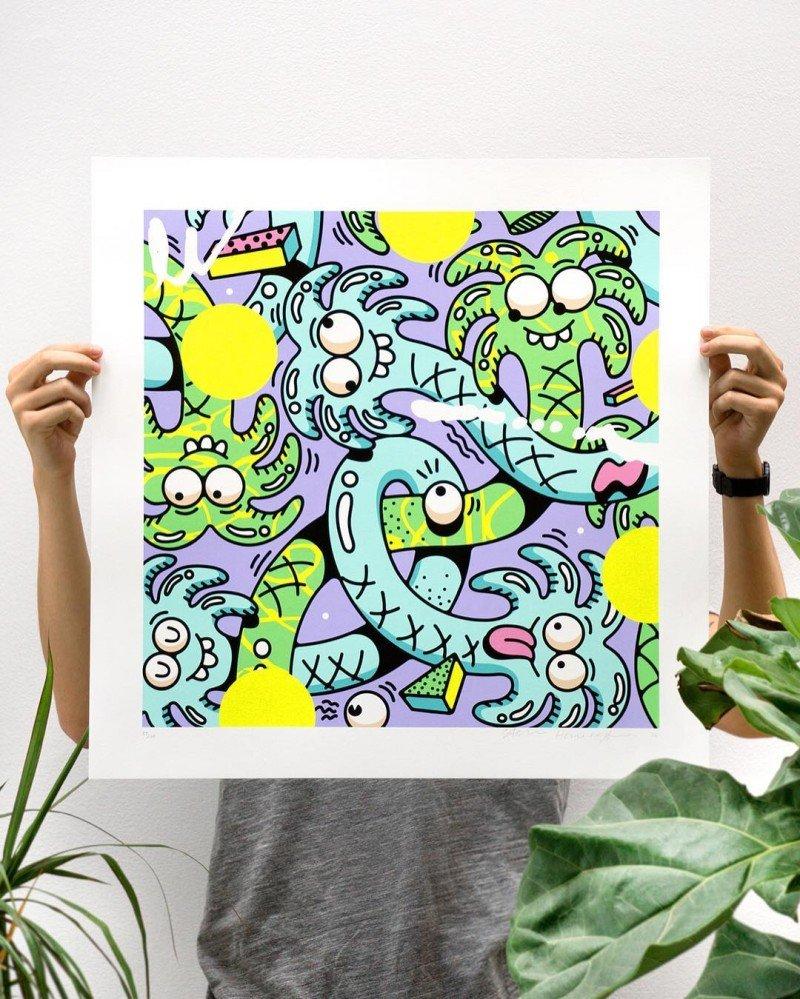 TOP бесплатных приложений для графического дизайна в Инстаграм