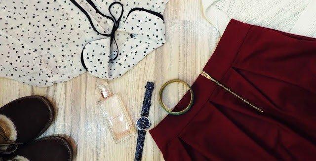 What I Wear: Мой гардероб на неделю