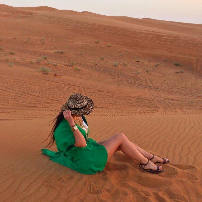 #MYDUBAI или мои Новогодние каникулы