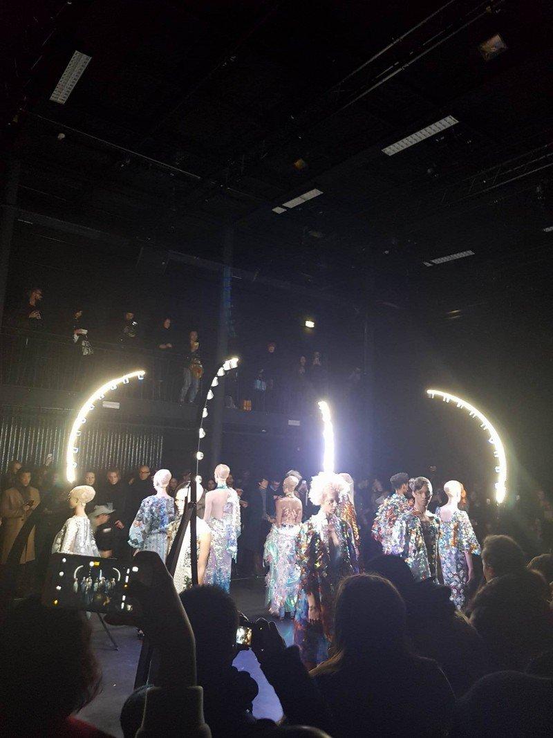 Показы Haute Couture Show  сезон Весна/Лето 2017 в Париже