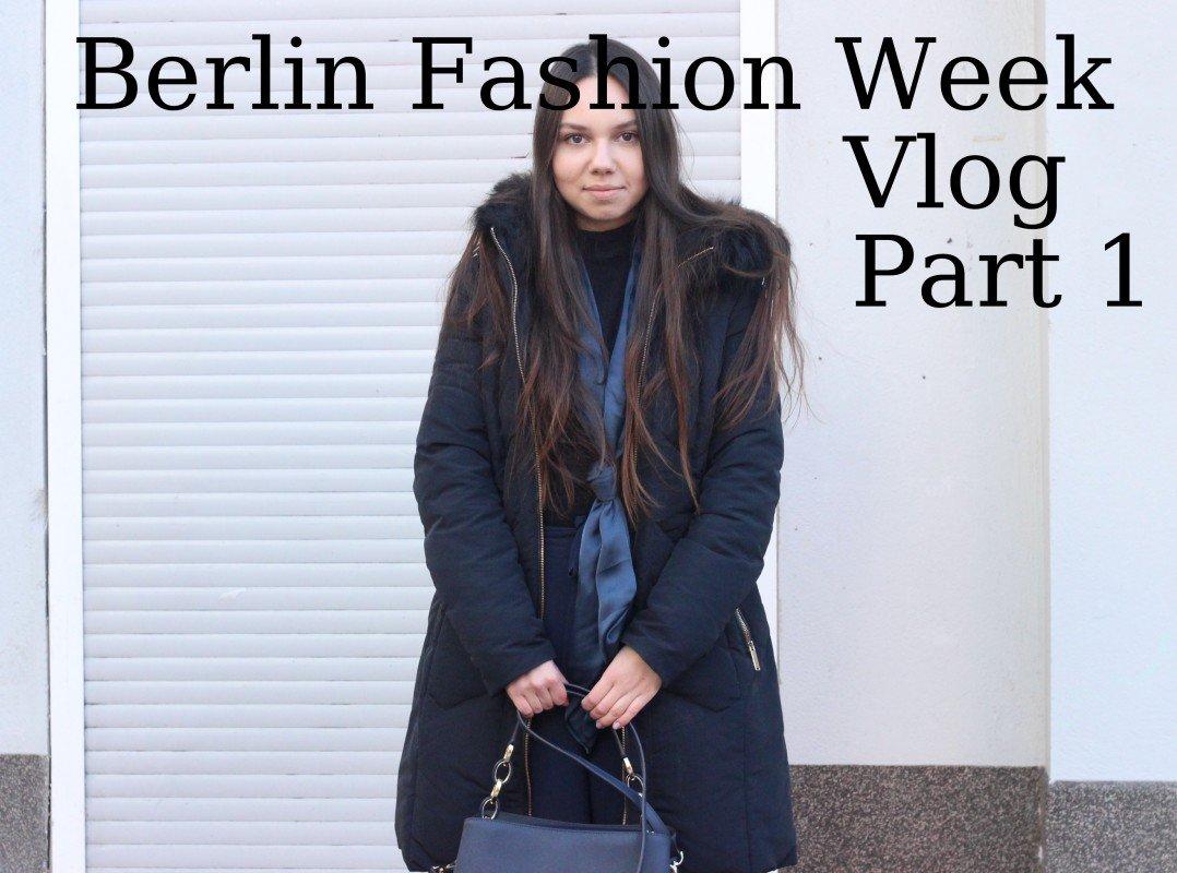 Неделя моды Берлин: Юбка-брюки в первый день