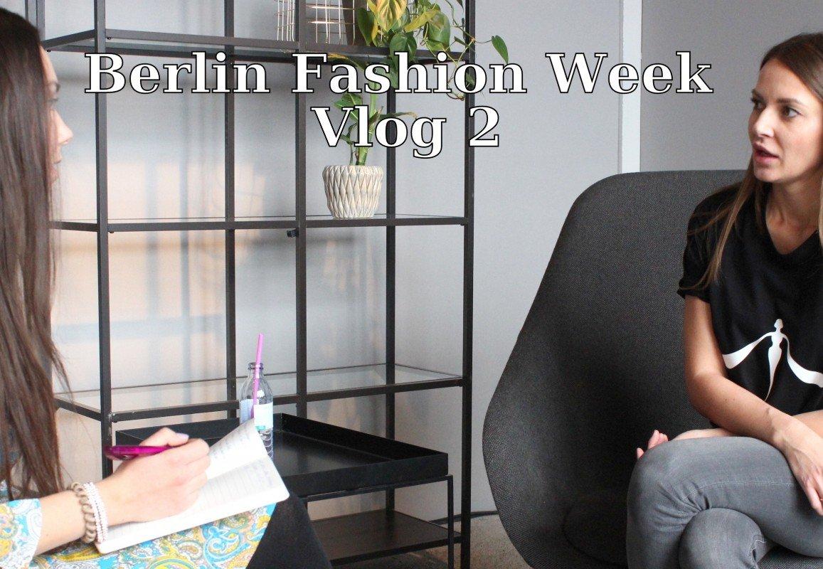 Неделя моды в Берлине No.2 : Показы мод и подарки