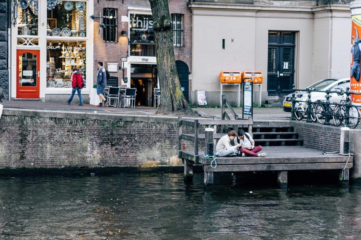 Амстердам. Воспоминания