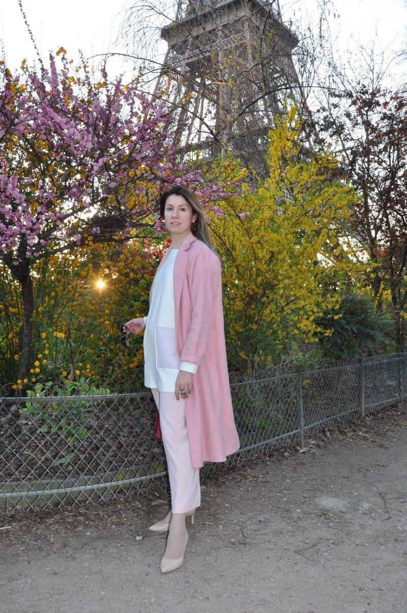 Весна в Париже!
