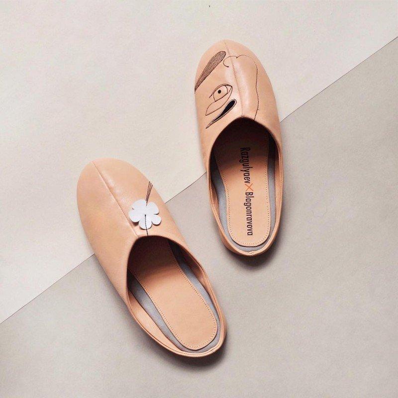 Russian footwear brands / Российские дизайнеры обуви
