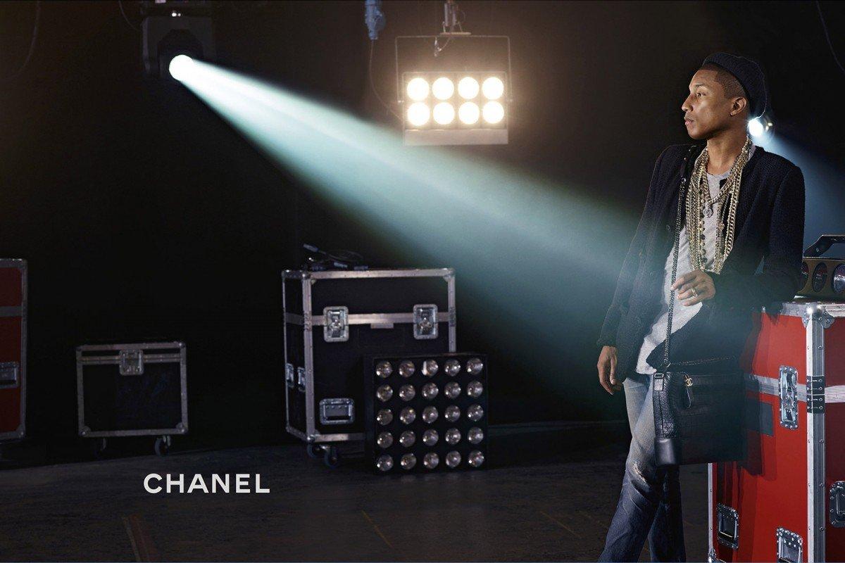 Учимся читать рекламу: сумка Chanel